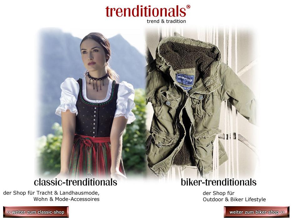 trenditionals